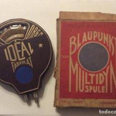 Radios antiguas: BLAUPUNKT MULTIDYN SPULE ,AÑO 1925,IDEAL COLECCIONISTAS DE RADIO. Lote 253781545