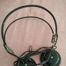 Radios antiguas: AURICULARES RADIO GALENA O VÁLVULAS. Lote 255430505