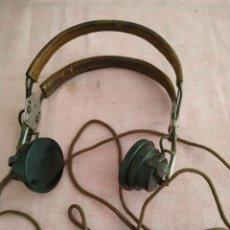 Radios antiguas: AURICULARES RADIO GALENA O VÁLVULAS. Lote 255430795