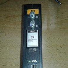 Radios antiguas: AMPLIFICADOR MONOCANAL TELEVES 5100. Lote 255588910