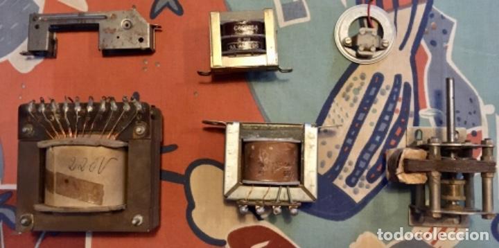 TRANSFORMADORES Y CONDENSADOR (Radios, Gramófonos, Grabadoras y Otros - Repuestos y Lámparas a Válvulas)