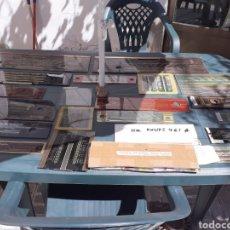 Radios antiguas: LOTE DE 23 CRISTALES DE DIAL DE RADIO. Lote 261694015