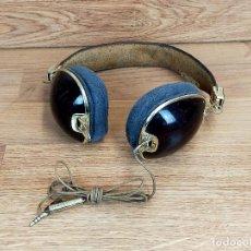 Radios antiguas: AURICULARES SKULLCANDY. Lote 264176424