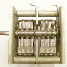 Radio antiche: CONDENSADOR VARIABLE DE SINTONIA.. Lote 267818909