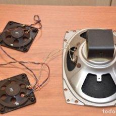 Radios antiguas: ALTAVOCES DE CONSOLA ALEMANA - TWEETERS STH75. Lote 270102093