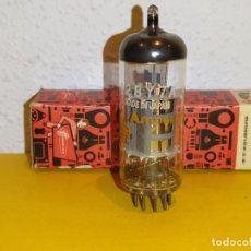 Radios antiguas: 1 X 12BY7A-AMPEREX-TESTED-TUBE.. Lote 270240653