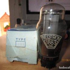 Radios antiguas: VALVULA 1883 NUEVA. Lote 270899598