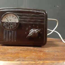Rádios antigos: ANTIGUO TRANSFORMADOR ALSAN. Lote 275057223
