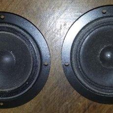 Radios antiguas: LOTE 2 ALTAVOCES JAMO.. Lote 276172298