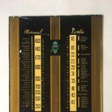 Radio antiche: DIAL DE CRISTAL PARA RADIO ANTIGUA. Lote 286788078