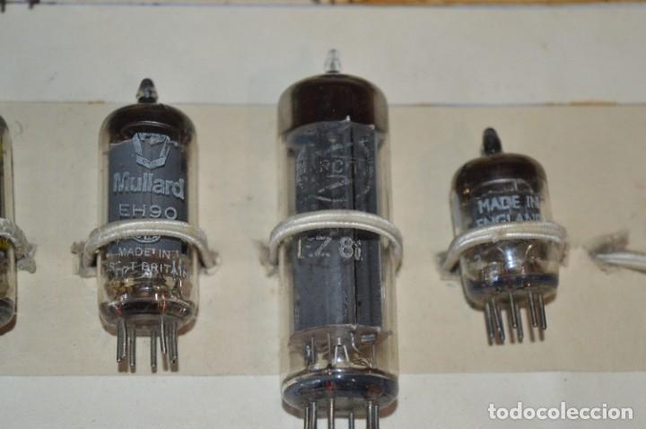 Radios antiguas: 26 Válvulas / Lámparas variadas / TELEFUNKEN, MARCONI, MINIWATT, PHILIPS, MULLARD y otras - Lote 02 - Foto 12 - 278284578
