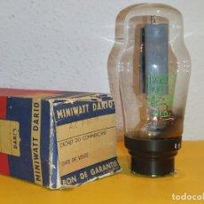 Radios antiguas: 1 X VALVULA AZ1-MINIWATT-NUEVA-NOS-TUBE.. Lote 289504378