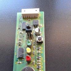 Radios antiguas: CIRCUITO IMPRESO CON COMPONENTES. Lote 295773123