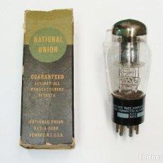 Radios antiguas: VALVULA DOBLE TRIODO 53 DE BASE UX7 ( 7 PATILLAS), NUEVA SIN USO. Lote 295802223
