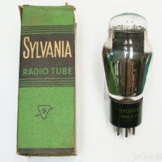 Radios antiguas: VALVULA AMPLIFICADORA TETRODO 46 DE BASE UX5 ( 5 PATILLAS) SIN USO, A EXTRENAR. Lote 295877008