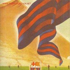 Coleccionismo deportivo: CLUB DE FUTBOL BARCELONA Nº 9 - MARZO 1955. Lote 23740788