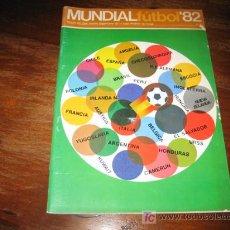 Coleccionismo deportivo: MUNDIAL FUTBOL 82 REVITA DEL COMITE ORGANIZADOR Nº 4. Lote 9966179