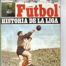 Coleccionismo deportivo: REVISTA Nº 28 DE FÚTBOL, HISTORIA DE LA LIGA, DE 1958-59. Lote 25368175