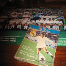 Coleccionismo deportivo: HISTORIA VIVA DEL REAL MADRID FASCICULOS DE Nº 1 AL 32 . Lote 27366409