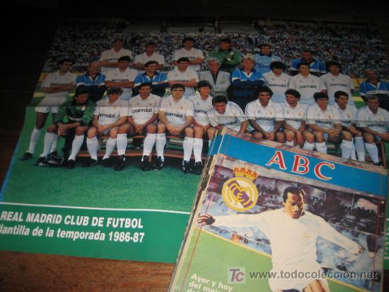 Coleccionismo deportivo: HISTORIA VIVA DEL REAL MADRID FASCICULOS DE Nº 1 AL 32 - Foto 2 - 27366409