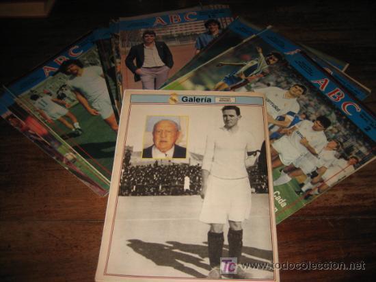 Coleccionismo deportivo: HISTORIA VIVA DEL REAL MADRID FASCICULOS DE Nº 1 AL 32 - Foto 3 - 27366409