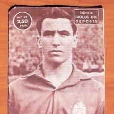 Coleccionismo deportivo: ATHLETIC DE BILBAO - IDOLOS DEL DEPORTE - Nº 49-MAURI. Lote 7477811