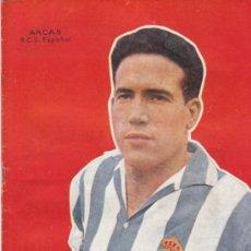 Coleccionismo deportivo: SEMANARIO DEPORTIVO DICEN, ARCAS C.D.ESPAÑOL. Lote 7604115