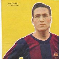 Coleccionismo deportivo: SEMANARIO DEPORTIVO DICEN, TEJADA C.F.BARCELONA. Lote 7604131