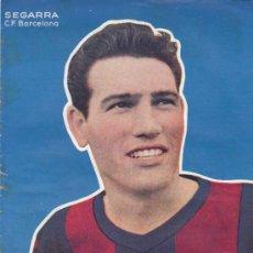 Coleccionismo deportivo: SEMANARIO DEPORTIVO DICEN, SEGARRA C.F.BARCELONA. Lote 7604229