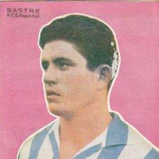 Coleccionismo deportivo: SEMANARIO DEPORTIVO DICEN, SASTRE R.C.D.ESPAÑOL. Lote 7604298