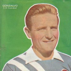 Coleccionismo deportivo: SEMANARIO DEPORTIVO DICEN, GONZALVO C.D.CONDAL. Lote 7604312