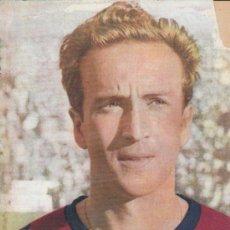 Coleccionismo deportivo: SEMANARIO DEPORTIVO DICEN, BASORA C.F.BARCELONA. Lote 7604422