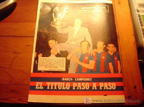 Coleccionismo deportivo: Periodico deportivo Dicen - Foto 3 - 18561587