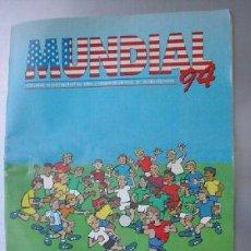 Coleccionismo deportivo: MUNDIAL 94. GUIA DE JUGADORES Y EQUIPOS. FUTBOL. L4946. Lote 7796611