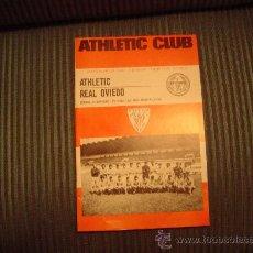 Coleccionismo deportivo: PROGRAMA OFICIAL DE FUTBOL DEL ATHLETIC CLUB 75 ANIVERSARIO. Lote 21525712
