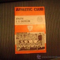 Coleccionismo deportivo: PROGRAMA OFICIAL DE FUTBOL DEL ATHLETIC CLUB 75 ANIVERSARIO. Lote 21543627
