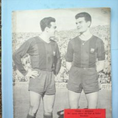 Coleccionismo deportivo: DICEN- REVISTA DEPORTIVA N.223 AÑO 1957. Lote 22787906