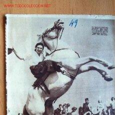 Coleccionismo deportivo: CAMPEÓN, REVISTA DE DEPORTES Nº 49. 8 OCTUBRE 1933. Lote 21725153