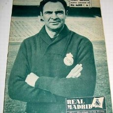 Coleccionismo deportivo: ANTIGUA REVISTA DEL REAL MADRID - NUMERO 113 - DICIEMBRE 1959 - 32 PAGS. - MUCHAS FOTOS - DEPORTE FU. Lote 21388832