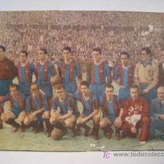 Coleccionismo deportivo: CF FC BARCELONA BARÇA: BOLETIN ESPECIAL PASAPORTE A LA FAMA (CAMPEON LIGA 1952-1953 52-53). Lote 12289253