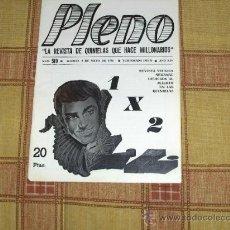 Coleccionismo deportivo: PLENO Nº 510. 4-05-1976. TEMPORADA 1975-76. 20 PTS. LA REVISTA DE QUINIELAS QUE HACE MILLONARIOS.. Lote 13449221