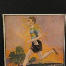 Coleccionismo deportivo: REVISTA SPORTS. AÑO II Nº 21. BARCELONA 27 DE FEBRERO DE 1924. Lote 24578153