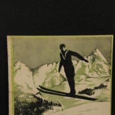 Coleccionismo deportivo: REVISTA SPORTS. AÑO II Nº 25. BARCELONA 25 DE MARZO DE 1924. Lote 24578138