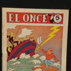 Coleccionismo deportivo: REVISTA EL ONCE. AÑO XX N. 988 BARCELONA 21 OCTUBRE 1964. Lote 25958574