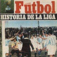 Coleccionismo deportivo: FUTBOL. HISTORIA DE LA LIGA. Nº 3. TEMPORADA 1930-31. Lote 21666858
