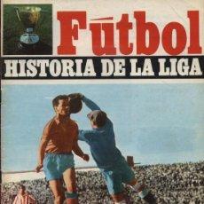 Coleccionismo deportivo: FUTBOL. HISTORIA DE LA LIGA. Nº 15. TEMPORADA 1945-46. Lote 21666861