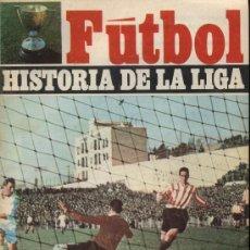 Coleccionismo deportivo: FUTBOL. HISTORIA DE LA LIGA. Nº 9. TEMPORADA 1939-40. Lote 21666873