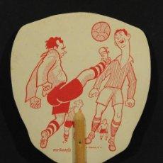 Coleccionismo deportivo: PAY-PAY CON MOTIVO DE FUTBOL.. Lote 13674111