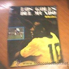 Coleccionismo deportivo: LOS GOLES DEL MUNDO. ED. EL GÁFICO. 1977. FOTOS. L8196. Lote 15277382