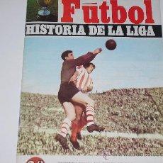 Coleccionismo deportivo: FUTBOL. HISTORIA DE LA LIGA. TEMPORADA 1958-59. FASCICULO Nº 28. Lote 17948063